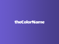 theColorName