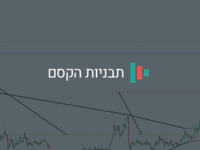 Crypto Magic - תבניות הקסם simplistic simplicity simple design simple logo simple logo patterns chart magic pattern charts cryptocurrency crypto branding graphic design