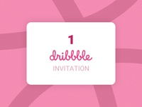 1 dribbble invitation dribbble invitations player illustration israel design graphic design invite dribbble invite giveaway invitaion invite giveaway giveaway dribbble invite dribbble invitation draft