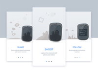 Daily UI :: 22 - Onboarding