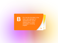 Daily UI :: 41 - Info card