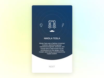 Tesla card tesla science fun israel