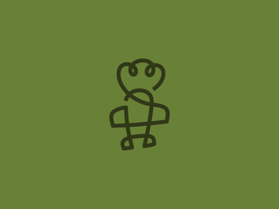 Concept Doodle farm plane carrot wip logo
