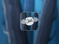 """Mobile game icon """"Tap Owl"""""""