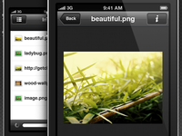Beautiful iPhone App Viewer