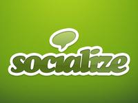 Socialize Logo