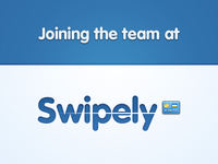 Joining the team at Swipely