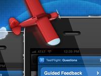 TestFlight Feedback UI