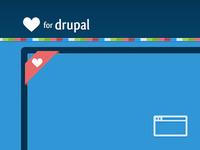 Love for Drupal