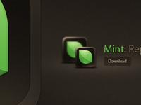 Mint Banner