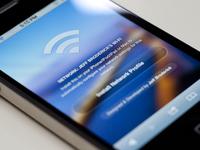 iPhone Wi-Fi Profile Theme