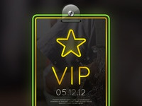 Selected VIP Pass