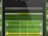 Football iPhone UI