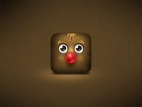 Reindeer Twitter Avatar