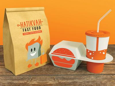 branding Fast food chain