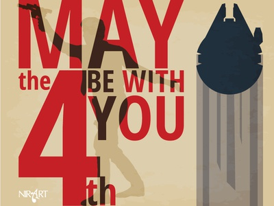 May The 4be With You