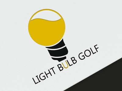 Light bulb golf