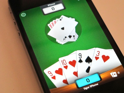 Card Game Interface (Pisti)