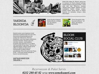 Web design from 2011 lemonat simple homepage webdesign website