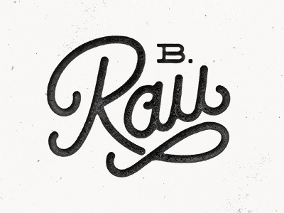 Rau mark dribbble