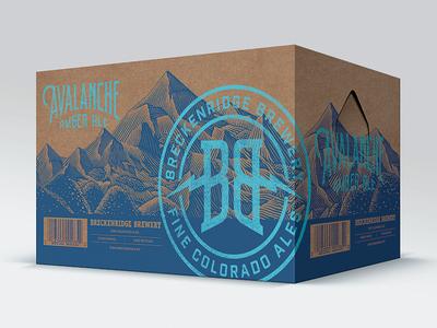 Breckenridge Brewery Mother Cartons
