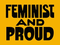 Feminist And Proud
