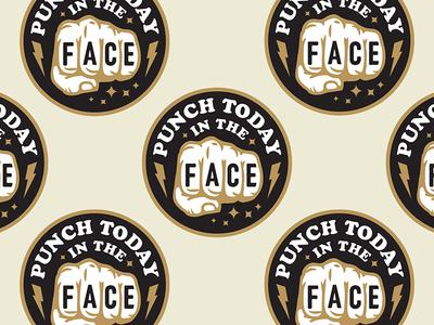Stickers! hand face punch bolt lightning star mule sticker fist