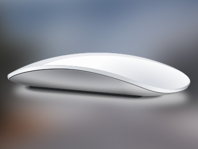Magic Mouse 3d magic mouse illustrator apple
