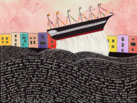 Winner of the Bristol Pound Competition 2018 – Maritime Heritage