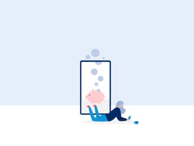 limber digital illustrations   Get paid digitally