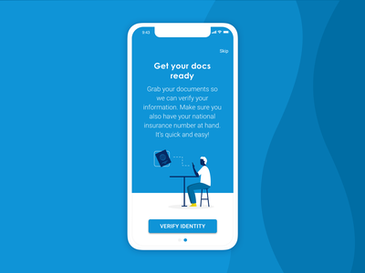 Invoicing app | Verification #2 mobile app ux design invoicing app app design ui design vector illustration ui app illustration flat design illustration digital illustration