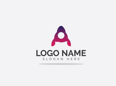 A font Logo  1
