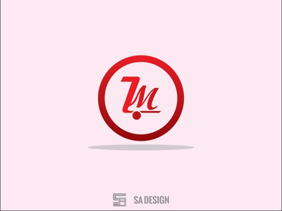 M Icon For Shopping Related Logo