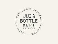 Jug & Bottle Dept.