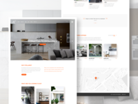 Homepage Layout | Real Estate