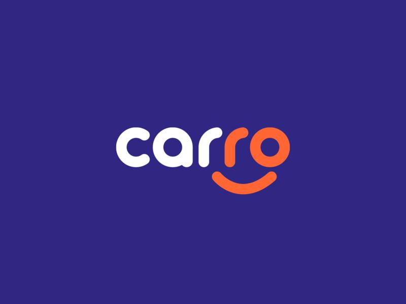 Carro - Logo & Landing Page