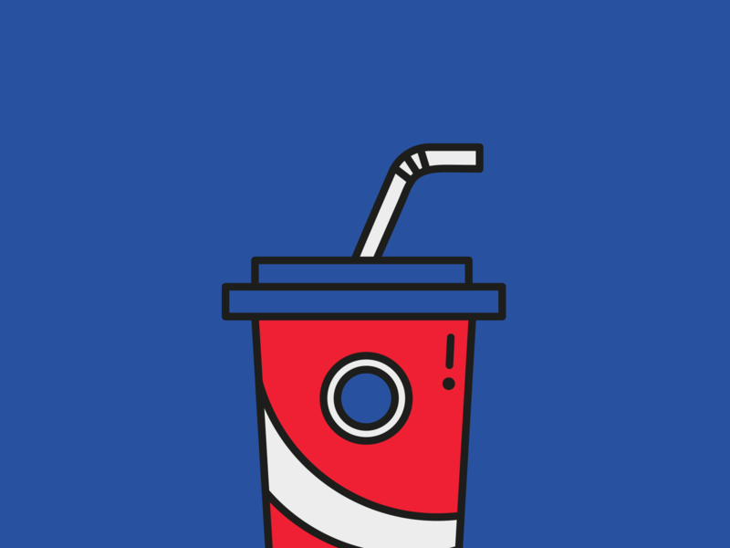 Fast Food - Icon Set