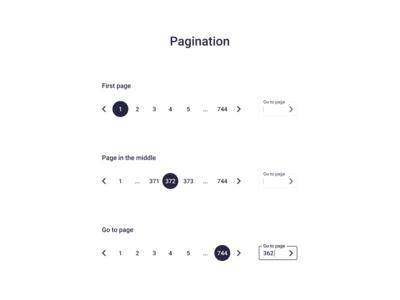 Figma #DailyUI #085 Pagination e-books e-book e-commerce pattern pagination flat app interface design ux ui dailyui figma