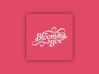 Blooming Box logo design