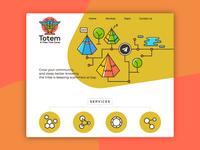 Totem Web Design