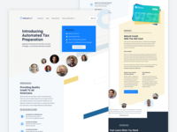 RefundNote® Landing Page