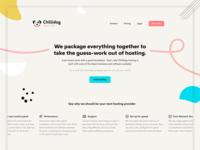 Chillidog Hosting Homepage