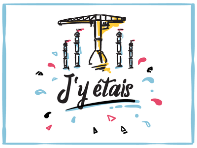Illustration  drawing dessin design anniversary graphic-design illustration
