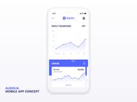 [Concept] Algolia Mobile App