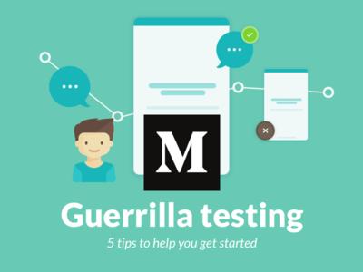 Guerrilla Testing - Article