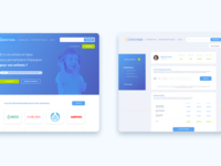 Time to choose: UI web redesign