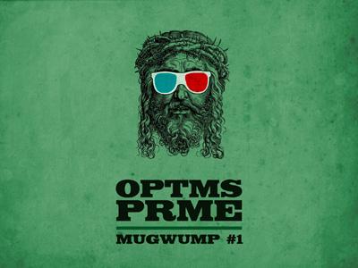 Mixtape-Cover OPTMS PRME illustration cover artwork record album mixtape optms prme