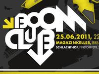 Boom Club Flyer