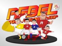 REBEL FC Illustrator