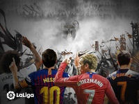 Designed for LaLiga #uefachampionsleague